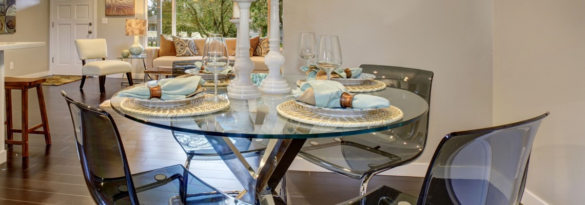 Glass Dining Sets image