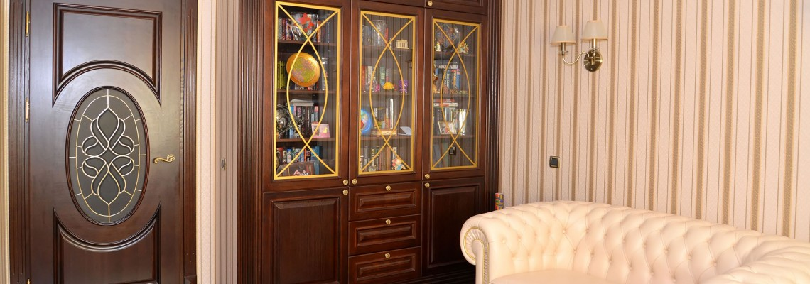Classic Furniture Wall Units image