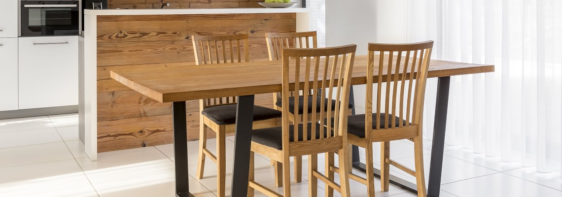 Wooden Tables image