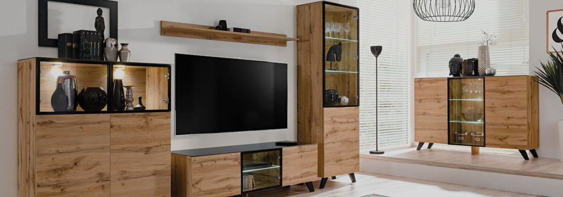 Modern Furniture Wall Units image