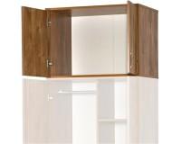 Hanging Shelf 702E Furniture, Budget Furniture, Organizational Furniture, Bedroom Furniture, Wardrobe Closets, Armoires & Wardrobe Closets, Wardrobes image