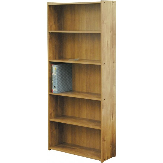 Bookcase 611 Furniture, Budget Furniture, Organizational Furniture, Wardrobe Closets, Office Furniture, Bookcases image