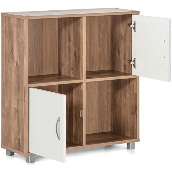 Bookshelf 618 Furniture, Budget Furniture, Organizational Furniture, Wardrobe Closets, Wall Shelves, Office Furniture, Bookcases image