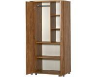Wardrobe 702 Furniture, Budget Furniture, Organizational Furniture, Wardrobe Closets, Armoires & Wardrobe Closets, Wardrobes image
