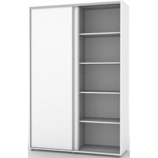 Sliding Wardrobe 714 Furniture, Budget Furniture, Organizational Furniture, Wardrobe Closets, Armoires & Wardrobe Closets, Sliding Doors Closet image