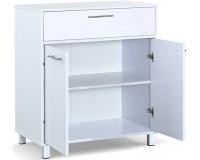 שידת 2 דלתות ומגירה - דגם 386. ריהוט, רהיטים זולים, ריהוט ארגוני, מזנונים ושידות, ריהוט משרדי, ריהוט למטבח, ארונות מטבח.