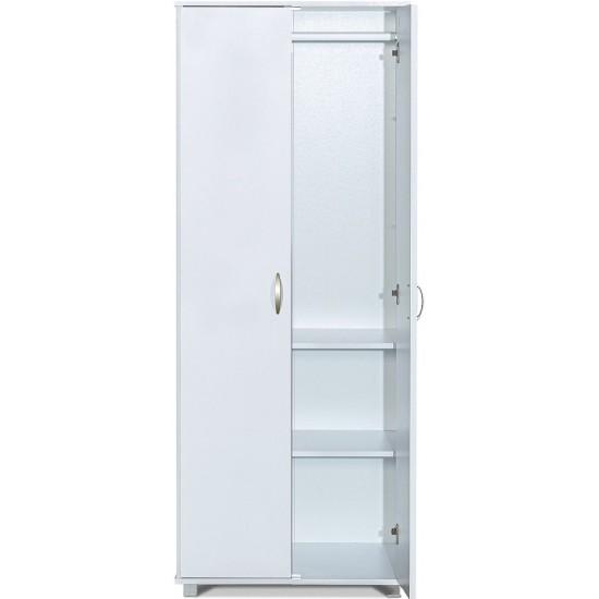 Wardrobe 602 Furniture, Budget Furniture, Organizational Furniture, Bedroom Furniture, Wardrobe Closets, Armoires & Wardrobe Closets, Wardrobes image