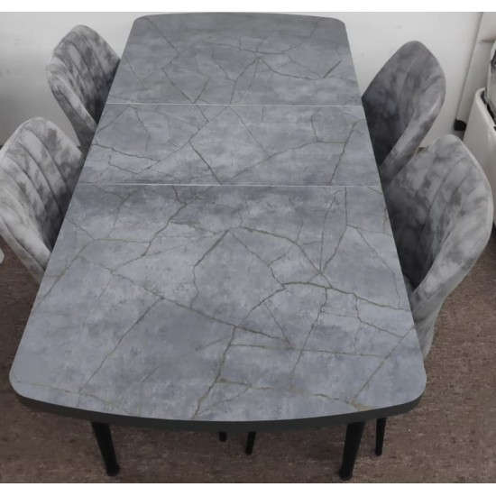 Victoria table + 4 chairs Furniture, Dining Room Sets, Tables and Chairs image