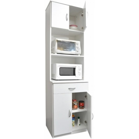 Microwave kitchen cabinet - model 501 Furniture, Budget Furniture, Organizational Furniture, Furniture for kitchen, Microwave cabinets, Kitchen cabinets image