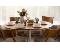 שולחן מארס. ריהוט, פינות אוכל, פינות אוכל מעץ, שולחנות וכסאות, שולחנות עץ.