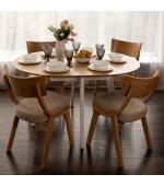 Mars table - wood