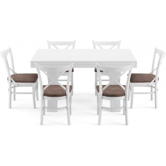 Table Shanghai Furniture, Dining Room Sets, Wooden Dining Sets, Transforming Tables, Tables and Chairs, Wooden Tables image