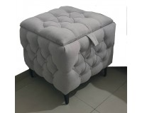 The luxurious Pouf is designed as a storage and seating box starting from size Furniture, Sectional Sofas, Bedroom Furniture, Poufs image