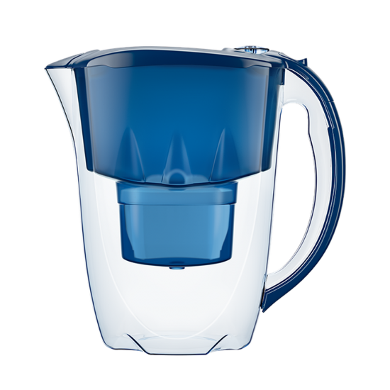 Filter Jug Amethyst (2.8 L) includes 13 filters Filters Aquaphor, Kitchen Appliances, Water Filtration Systems image