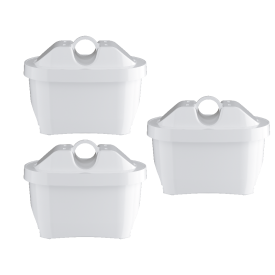 Filter Jug Compact (2.4 L) includes 4 filters image