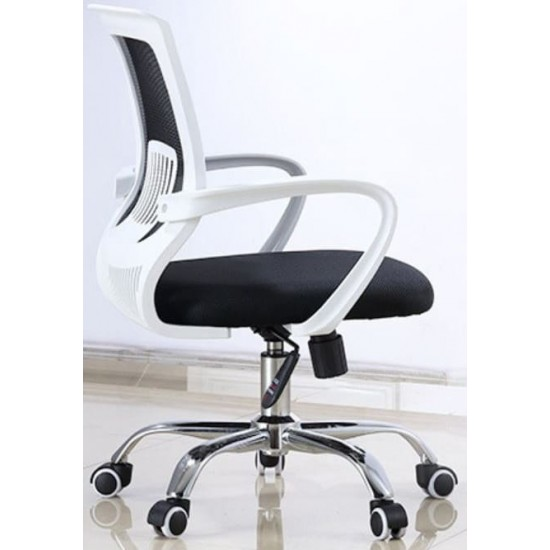 Office chairs with wheels - model Disco image