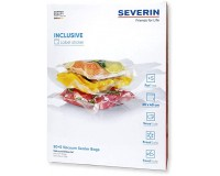 Package of 50 notched vacuum bags in size 30X40 from SEVERIN image