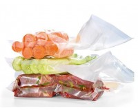 Package of 50 notched vacuum bags in size 20X30 from SEVERIN image