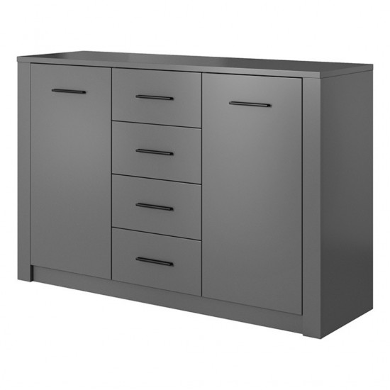 Chest of Drawers STILO Furniture, Bedroom Furniture, Modular Furniture, Chest Of Drawers, Chests of Drawers for Bedroom image