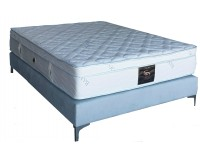 Bamboo Visco - Double orthopedic visco mattress without springs Furniture, Mattresses image