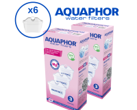 Replacement module MAXFOR + MG (set of 6) Filters Aquaphor, Water Filtration Systems, Filters image