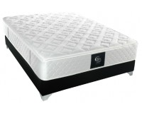 Tulyp Style Pillow-Top - Double orthopedic semi-hard mattress with springs Furniture, Mattresses, Spring mattresses, Spring mattresses - double image