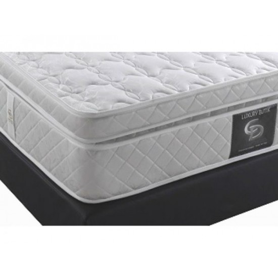 Luxury boutique Multi System double orthopedic hard mattress with springs image