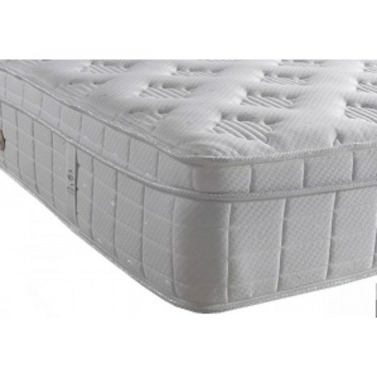 EXCELLENT VISCO - single, firm orthopedic mattress on springs Furniture, Mattresses, Spring mattresses, Visco mattresses, Mattresses for children, Single mattresses, Spring mattresses - single image
