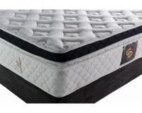 Grand Pilotop Visco - Double orthopedic mattress with Mega Spine springs Furniture, Mattresses, Spring mattresses, Visco mattresses, Spring mattresses - double, Visco mattresses - double image
