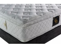 Sensitive Visco - Single orthopedic mattress with Mega Spine springs Furniture, Mattresses, Spring mattresses, Visco mattresses, Mattresses for children, Single mattresses, Spring mattresses - single image