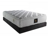 Sensitive Visco - One+half orthopedic mattress with Mega Spine springs image