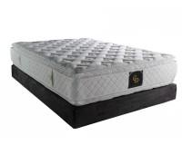 Sensitive Visco - Double orthopedic mattress with Mega Spine springs image