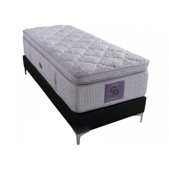 Visco Perfume - Single orthopedic mattress withought springs image