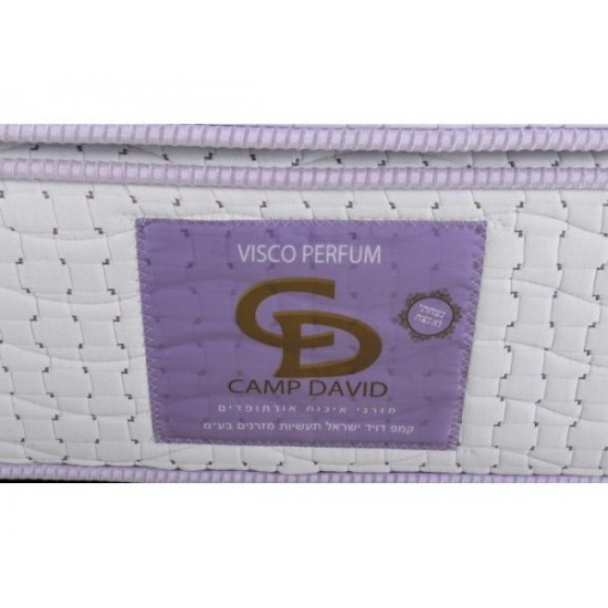 Visco Perfume - Double orthopedic mattress withought springs Furniture, Mattresses, Mattresses without springs, Visco mattresses, Springless mattresses - double, Visco mattresses - double image