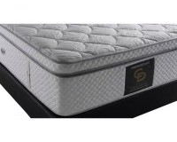 Power Magnet Visco - One+half orthopedic mattress withought springs image