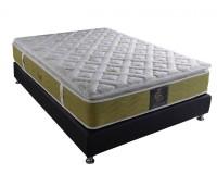 Sunset Multi System - One+half, firm orthopedic mattress on springs Furniture, Mattresses, Spring mattresses, Spring mattresses - one and a half image