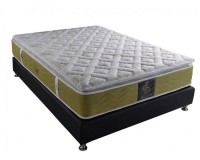 Sunset Multi System - Double, firm orthopedic mattress on springs image