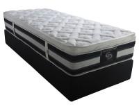 Unique Visco - Single orthopedic mattress withought springs Furniture, Mattresses, Mattresses without springs, Visco mattresses, Mattresses for children, Single mattresses, Springless mattresses - single image