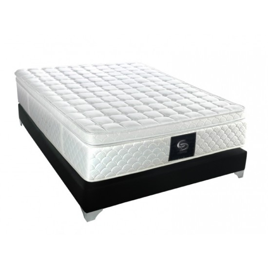 Silver Visco - One+half orthopedic mattress withought springs Furniture, Mattresses, Mattresses without springs, Visco mattresses, Springless mattresses - one and a half, Visco mattresses - one and a half image