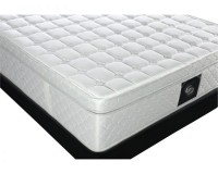Silver Visco - Double orthopedic mattress withought springs Furniture, Mattresses, Mattresses without springs, Visco mattresses, Springless mattresses - double, Visco mattresses - double image