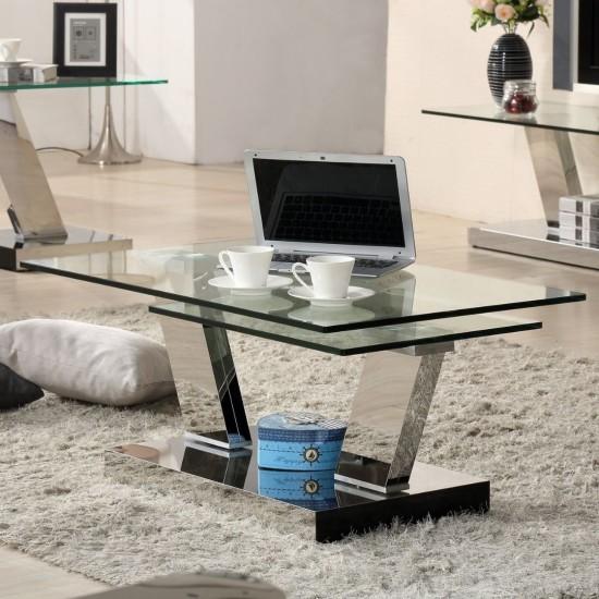 שולחן סלון T-917. ריהוט, שולחנות קפה, ריהוט לסלון, שולחנות סלון, שולחנות קפה מזכוכית, שולחנות קפה.