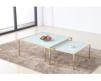 Coffee table MAYA 60x60 Furniture, Coffee Tables, Living Room Furniture, Coffee Tables, Glass coffee tables, Coffee tables image