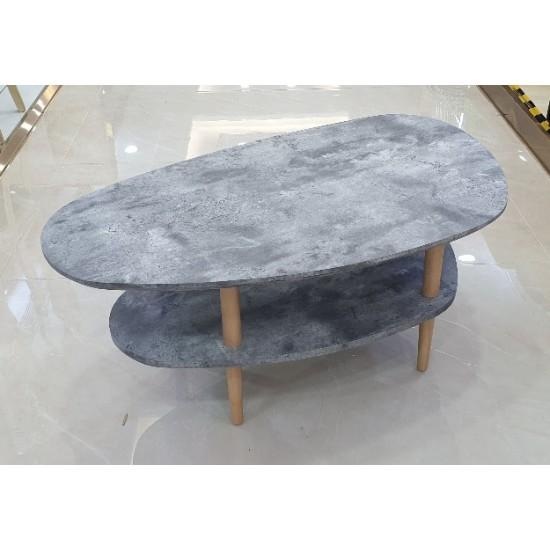 Concrete-like living room table 615 Furniture, Coffee Tables, Living Room Furniture, Coffee Tables, Wooden coffee tables, Coffee tables image