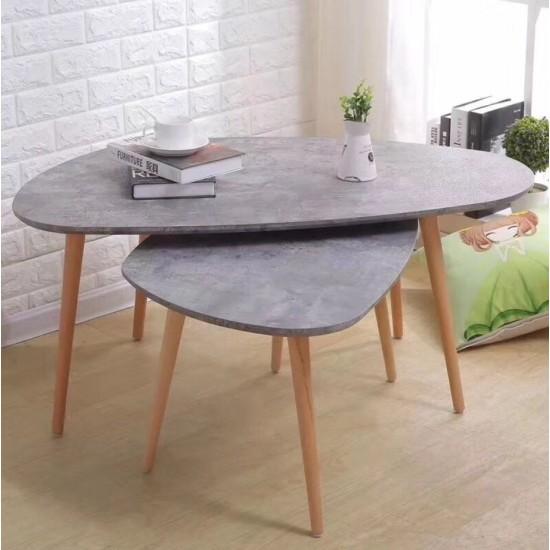 Concrete-like living room table 508 Furniture, Coffee Tables, Living Room Furniture, Coffee Tables, Wooden coffee tables, Coffee tables image