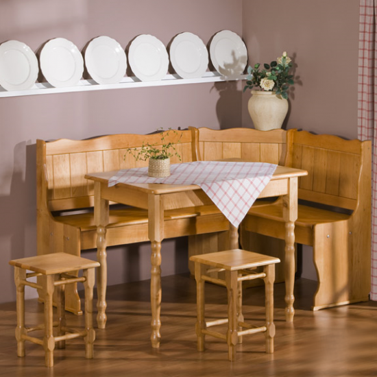 Kitchen corner MINI I NEW Furniture, Corner Dining Areas, Dining Room Sets, Tables and Chairs, Wooden Tables image
