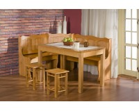 Kitchen corner MAXI I NEW Furniture, Corner Dining Areas, Dining Room Sets, Tables and Chairs, Wooden Tables image