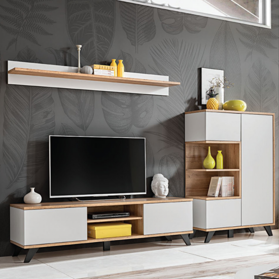 TV Stand BOGOTA Furniture, Living Room Furniture, Organizational Furniture, Modular Furniture, TV Stands, Chest Of Drawers, Collection BOGOTA image