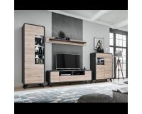 Showcase ROUND Furniture, Living Room Furniture, Organizational Furniture, Modular Furniture, Showcases, Showcases For The Living Room, Collection ROUND image