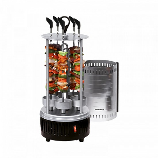 Barbecue grill vertical REDMOND RBQ-0252 Appliances, Kitchen Appliances, Appliances for making food, Barbecue, Barbecue image