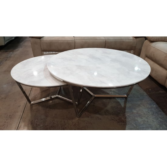 Coffee table MICHAL- set of 3 tables